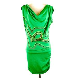 Rocawear ruched bodycon dress